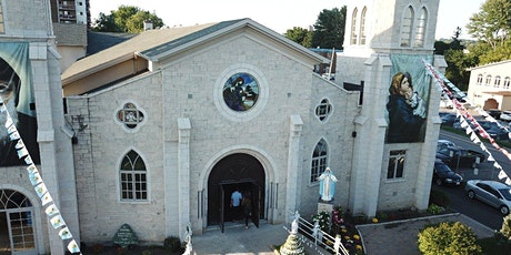 Saint Charbel Parish, Ottawa Mass Schedule - During Social Distancing billets