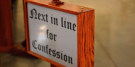St. Louise de Marillac Wednesday Confessions from 3 PM to 5 PM September 23 tickets