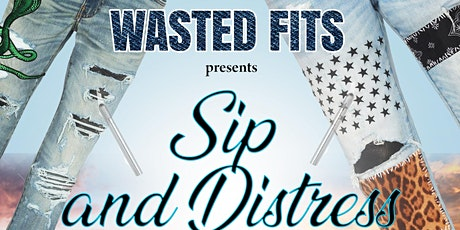 Sip & Distress tickets