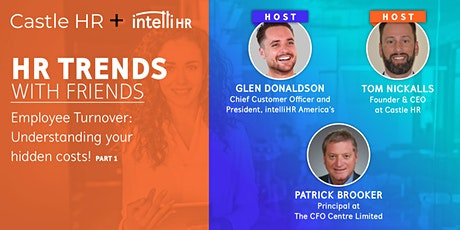 HR Trends with Friends: Let's talk about attrition tickets