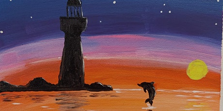 Pour & Paint Lighthouse Dolphin tickets