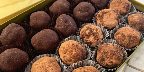 Cooking Master Class: VEGAN Chocolate Truffles tickets