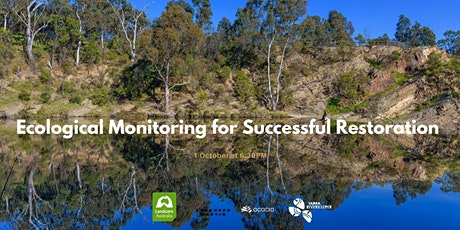 Ecological Monitoring for Successful Restoration tickets