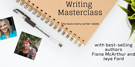 Writing Masterclass: The Tools Every Writer Needs tickets