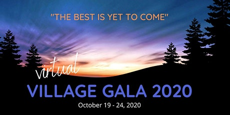 Village Gala 2020: The best is yet to come... tickets
