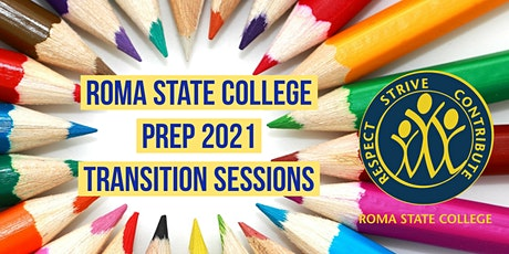 Prep Transition Sessions 2021 tickets