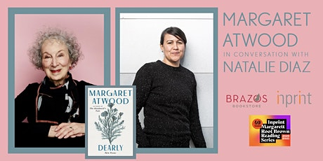 A Virtual Evening with Margaret Atwood - DEARLY tickets