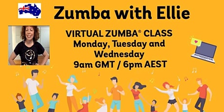 Zumba with Ellie tickets