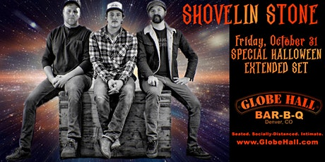 Shovelin Stone -- Special Halloween Extended Set tickets