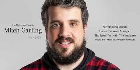 Mitch Garling - The Lakes Festival tickets