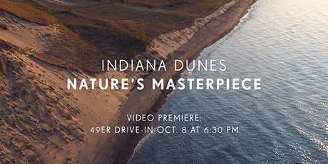 New Indiana Dunes Nature's Masterpiece Film Premiere tickets