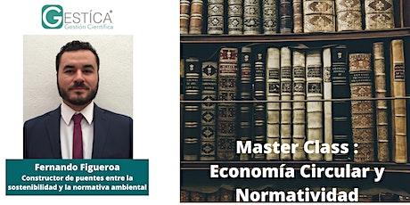 Master Class Fernando Figueroa entradas