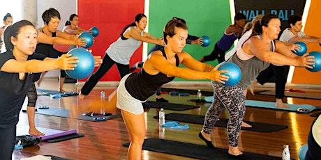 DRLC Pilates Class - Fri 25 Sept - 5:30pm tickets