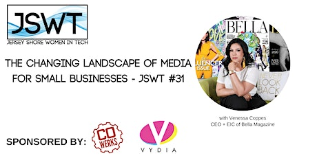 The Changing Landscape of Media for Small Businesses tickets