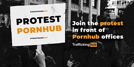 Protest outside Pornhub/MindGeek office LA tickets
