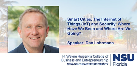 Smart Cities and  Security: Where Have We Been and Where Are We Going? tickets