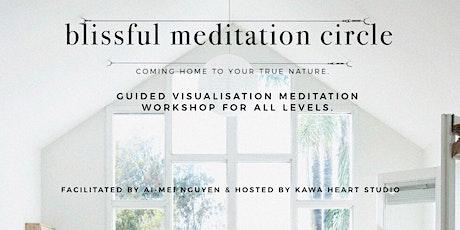 Blissful Meditation Retreat tickets