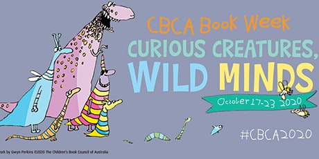 CBCA Tasmania 2020 Southern Book Week Event with Christina Booth tickets