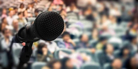 Practice Your Public Speaking Skills With Us tickets
