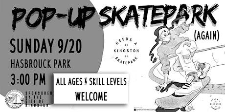 Pop-Up Skatepark tickets