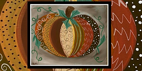 Pumpkin Pattern tickets