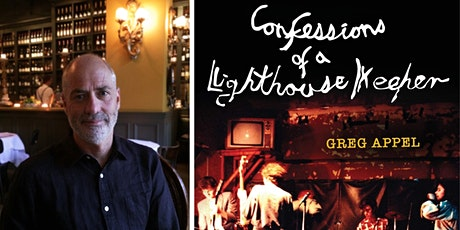 Greg Appel - Confessions of a Lighthouse Keeper tickets