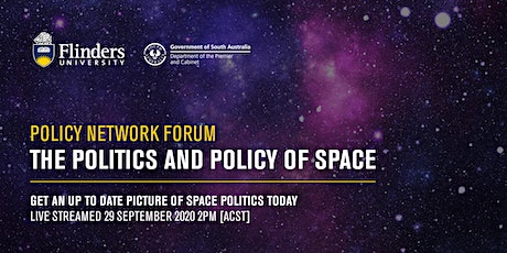 The Politics and Policy Of Space Policy Forum tickets