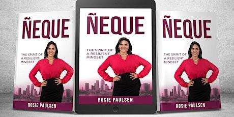 Book Launch Celebration - Rosie Paulsen tickets
