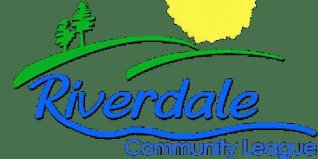 Riverdale Community League AGM tickets
