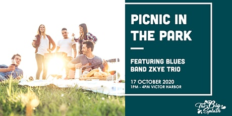 Picnic in the Park - Zkye Trio tickets