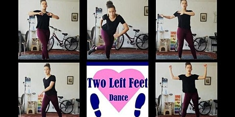 live virtual HIP HOP for Teen & Adults w/ Two Left Feet tickets