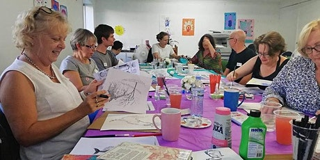 Art Skills - casual classes to bring out your inner artist tickets