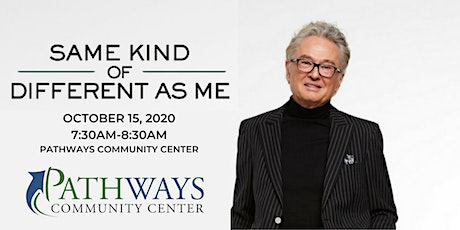 Pathways Breakfast Fundraiser: Same Kind of Different as Me w/ Ron Hall tickets