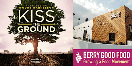 Outdoor Film Screening: Kiss The Ground tickets