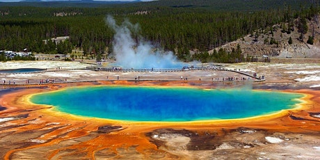 USA – 5 Days Yellowstone and Grand Tetons tickets