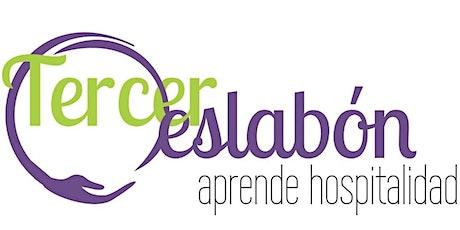"""Ciclo de Charlas on line de Tercer Eslabón """"Hablemos de..."""" entradas"""