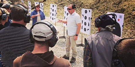 Concealed Carry:  Street Encounter Skills and Tactics White Hall, AR tickets