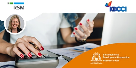 Bookkeeping Essentials (Karratha) tickets