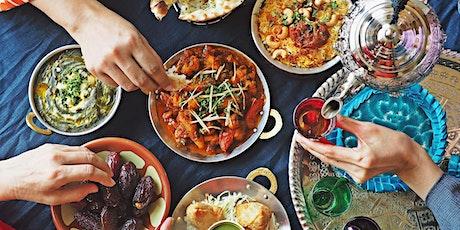 Middle Eastern Vegan Feast tickets