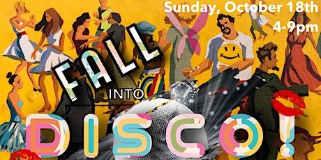 Fall into DISCO! tickets