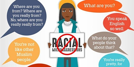 Community: Impact of Microaggressions (Early Bird Session) tickets