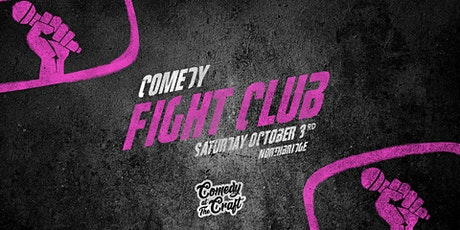 Fight Club – Comedy at The Craft tickets