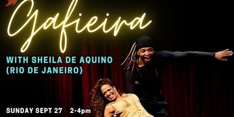 Fall Into GAFIEIRA with Sheila de Aquino tickets