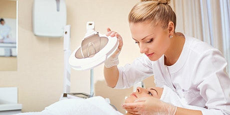 Beauty Services and Nail Technology virtual information session tickets