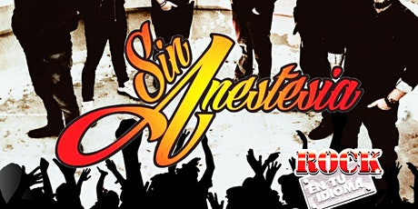 Sin Anestesia is back, Cancun Nightclub en St Paul. tickets