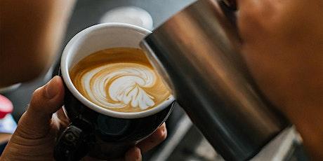 Espresso and Milk | 濃縮咖啡與奶的融合(含拉花技巧) tickets