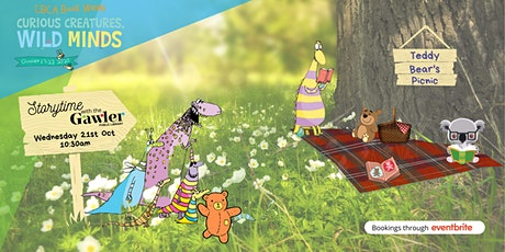 Teddy Bear's Picnic - Book Week Storytime tickets