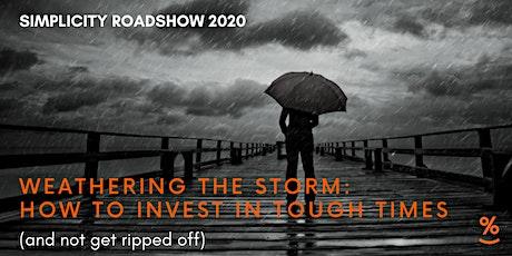 Simplicity Roadshow 2020 Queenstown tickets