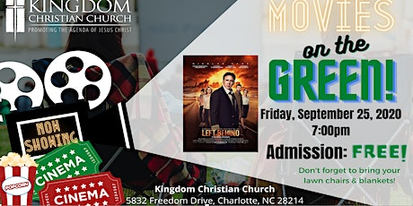 Movies On The Green tickets