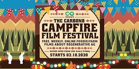 Carbon8 Campfire Film Festival billets